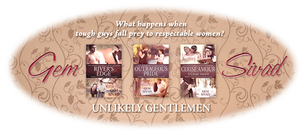 Unlikely Gentlemen by Gem Sivad