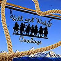 Blogging @ Wild & Wicked Cowboys
