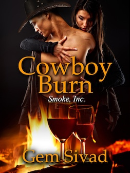 Cowboy Burn - by Gem Sivad