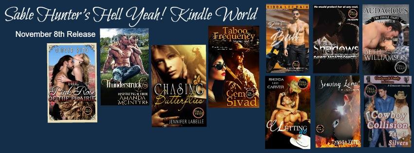 Sable Hunter's Hell yeah! Kindle World